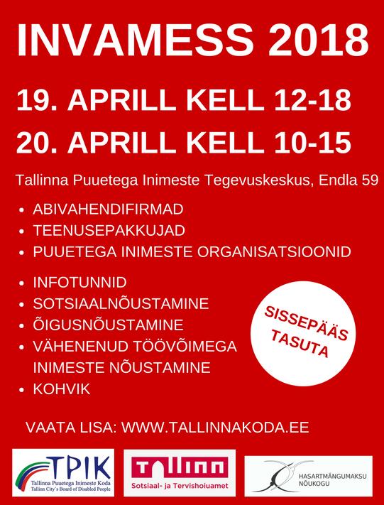 Invamessi plakat 2018